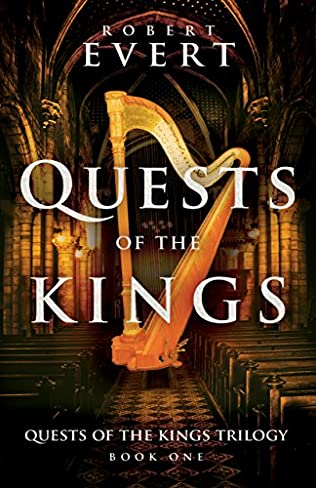 book cover of Quests of the Kings