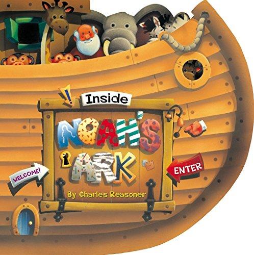 Inside Noah's Ark - Gift Ark