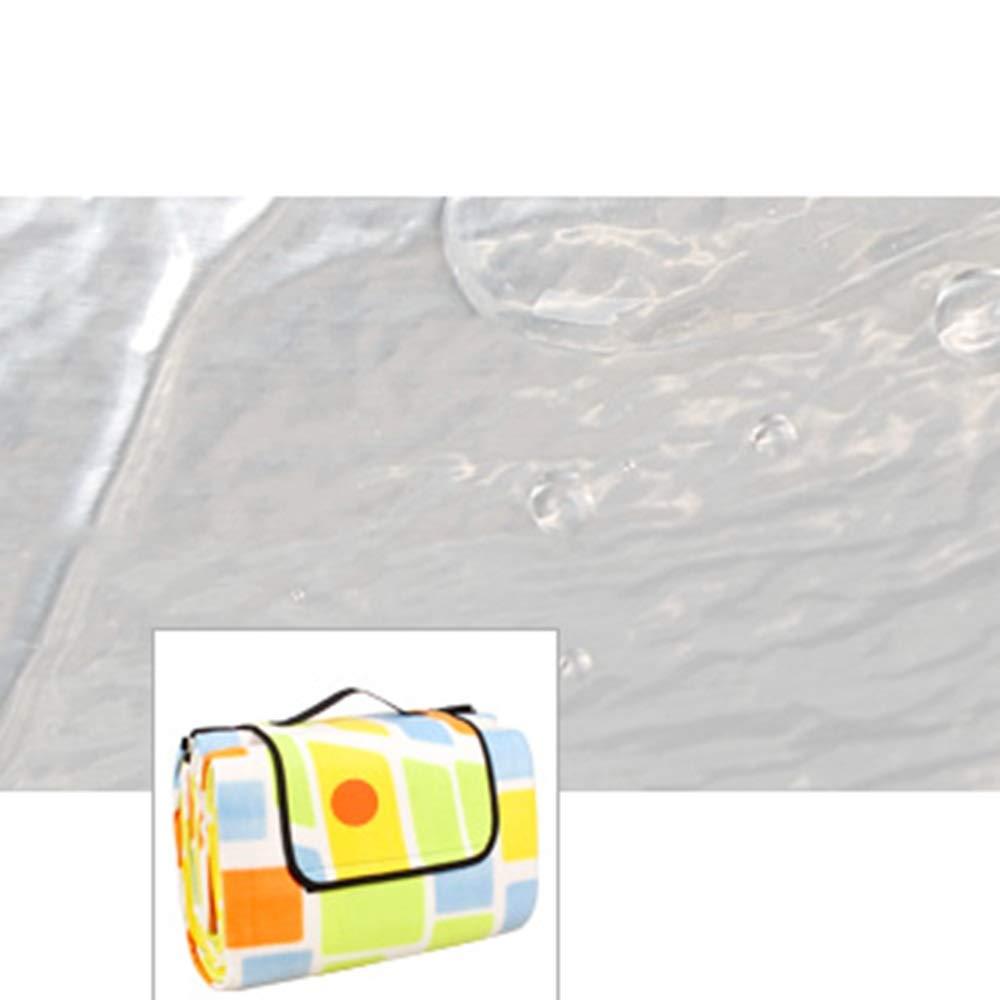LISAWEI Picknickdecke Im Freien Wasserdicht Und FeuchtigkeitsBesteändig Teppich Tragbare Tragbare Tragbare Strand Rasen Verdickung Reiseauflage (Farbe   C, größe   150×200cm) B07QCFS6B8 Picknickdecken Leitende Mode 26d2cc