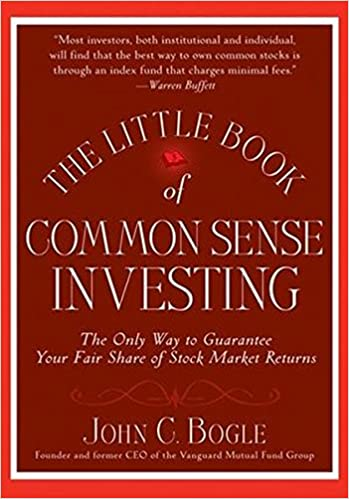 The Little Book of Common Sense Investing Book Cover Picture