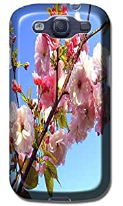 Fantastic Faye Cell Phone Cases For Samsung Galaxy S3 i9300 No.14 The Beautiful Design With Japanese Cherry
