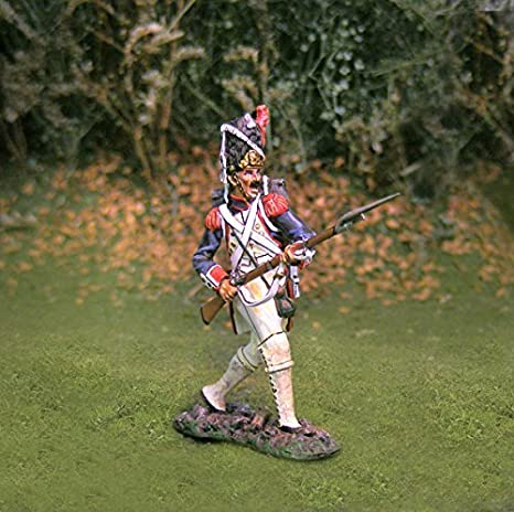 Amazon com: Napoleonic Toy Soldiers French Infantry Old Guard
