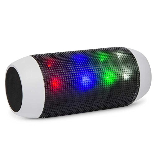 [Exciting Calypso Speakers Stereo Light Show Speakers Portable Colorful LED] (Android 17 And 18 Costumes)
