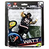McFarlane Sportspicks: NFL Series 33 JJ Watt Houston Texans 6 inch - Silver Variant Action Figure by McFarlane Toys