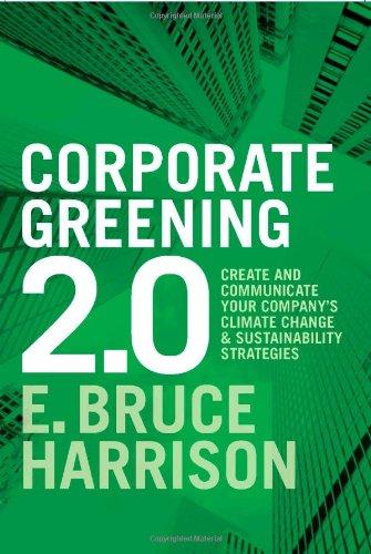 Corporate Greening 2.0