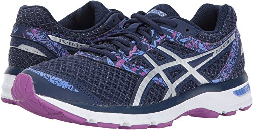 Asics Athletic Shoes - ASICS Women's Gel-Excite 4 Indigo Blue/Blue/Orchid Athletic Shoe 9.5 M US