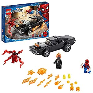 LEGO Spider-Man and Ghost Rider...