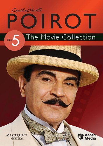 Agatha Christie's Poirot: The Movie Collection, Set 5 by PBS