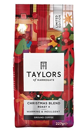 Image result for Taylors of Harrogate Christmas Blend Ground Coffee