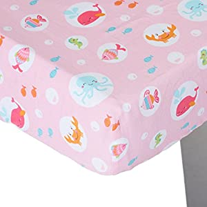 51BOuIjKP1L._SS300_ Mermaid Crib Bedding and Mermaid Nursery Bedding Sets