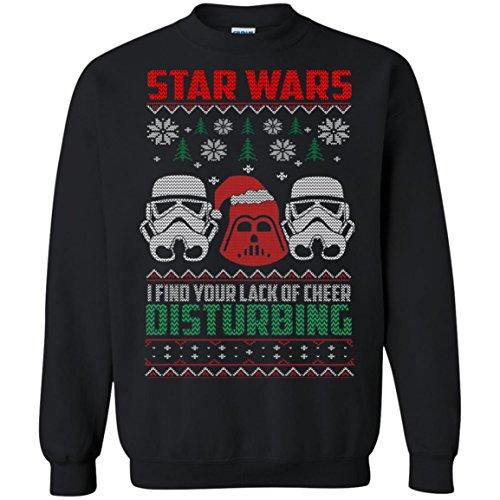 Star Wars Darth Vader Ugly Christmas Sweatshirt