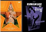 VINTAGE EROTICA ANNO 1970 & Bettie Page Films Retro DVD Set The Irving Klaw Classics, Volume 1