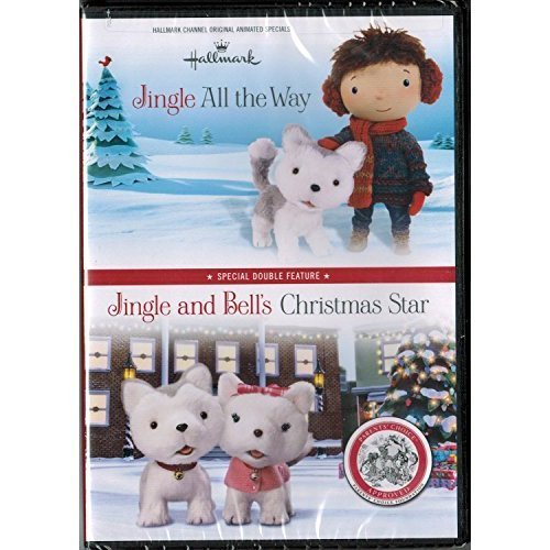 Jingle All the Way and Jingle and Bell's Christmas Star DVD: Hallmark Double Feature ()