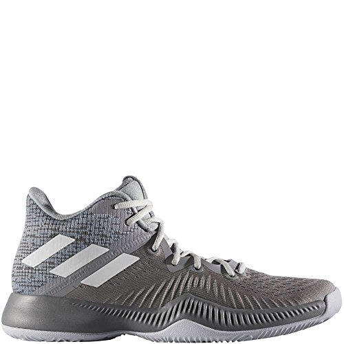 adidas Four Bounce Shoe Grey Mad Men's Basketball Three White Grey rr4Zw