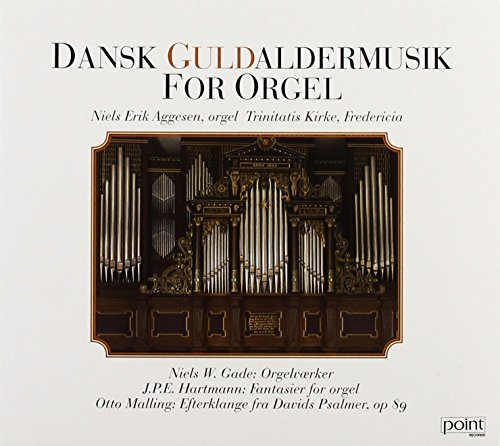 Danish Golden Age for Organ