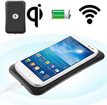 chargeur a induction pour smartphone