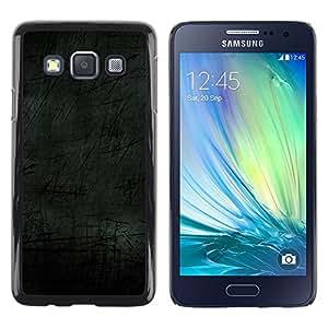 Smartphone Rígido Protección única Imagen Carcasa Funda Tapa Skin Case Para Samsung Galaxy A3 SM-A300 Simple Pattern 7 / STRONG