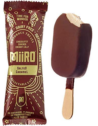 MiiRO Pack de Helados Caramelo Salado 210g | Pack de 5 ...