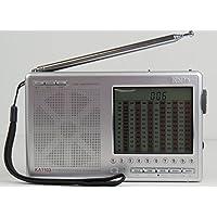 Kaito KA1103 Worldband Radio, Silver