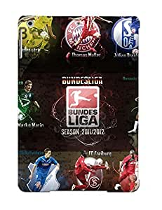 Freshmilk Perfect Tpu Case For Ipad Air/ Anti-scratch Protector Case (germany Soccer (46) )
