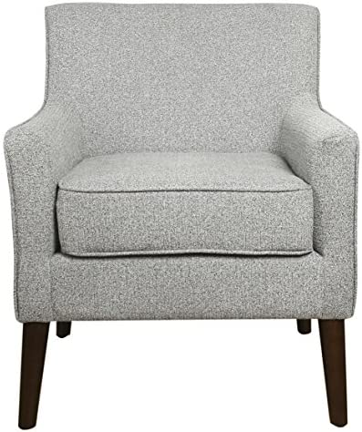 Spatial Order Kaufmann Modern Accent Chair, Ash Grey