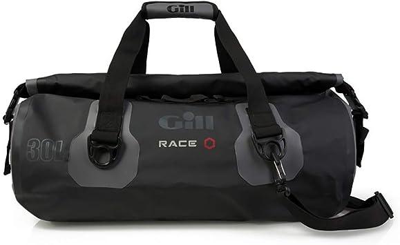 Amazon.com: Gill 30L impermeable raza TEAM Bolsa – Grafito ...