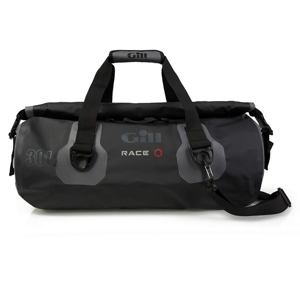 Gill 30L Convertible Race Team Graphite Bag, One Size