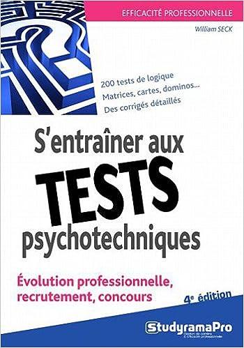 PSYCHOTECHNIQUE DOMINO TEST GRATUITEMENT TÉLÉCHARGER