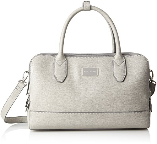Gris x H clair cm x 4180000063 B pour 13x20x32 menotte T Sac Femme Gris comma BwqY4