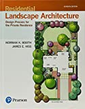 img - for Residential Landscape Architecture: Design Process for the Private Residence (7th Edition) (What's New in Trades & Technology) book / textbook / text book