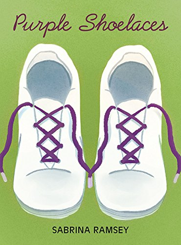 b13070f51838 Amazon.com  Purple Shoe Laces eBook  Sabrina Ramsey  Kindle Store
