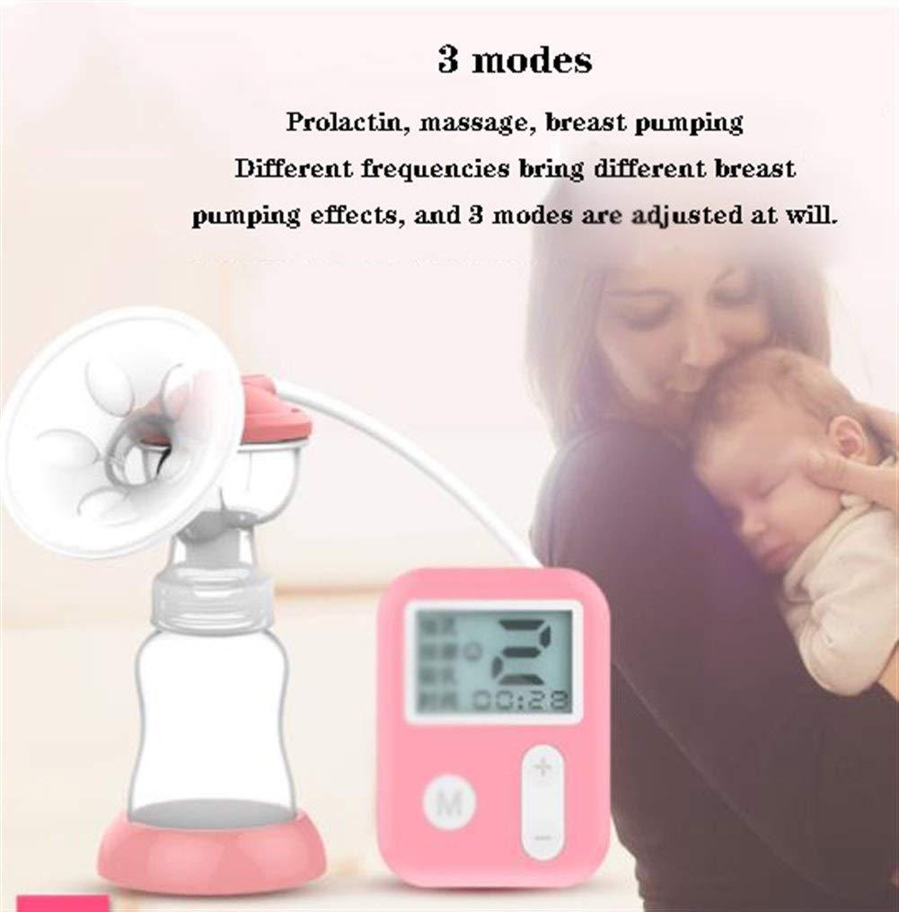 Amazon.com: LMLSHXNQ Bomba Eléctrica de Mama Máquina de ...