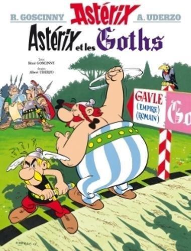 Asterix - Asterix et les goths - n°3  [Rene Goscinny - Albert Urdezo] (Tapa Dura)