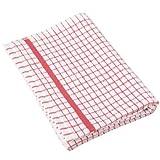 Lamont Poli-Dri Tea Towel / Dish Cloth, Red