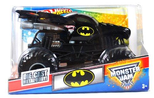 batmobile truck - 1