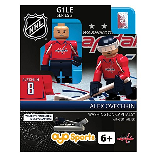 OYO NHL Washington Capitals Alex Ovechkin Generation 1
