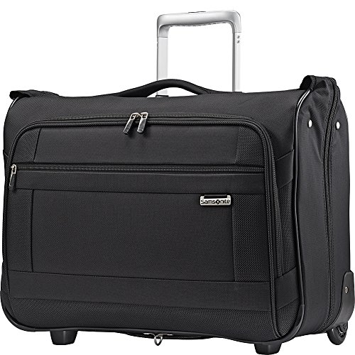 Samsonite Solyte Softside Carry-on Wheeled Garment Bag, Black by Samsonite