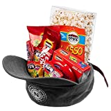 Summer Camp Care Package Includes Red Candy Sweets Filled in a Cotton Cap with Adjustable Velcro