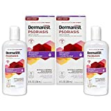 Dermarest Psoriasis Medicated Shampoo Plus Conditioner | 8 FL OZ | 2 Pack