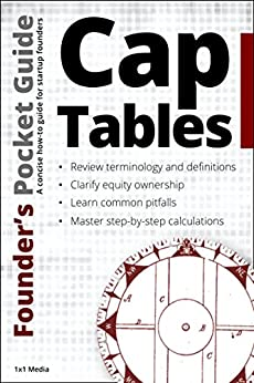 Founder's Pocket Guide: Cap Tables by [Poland, Stephen R.]