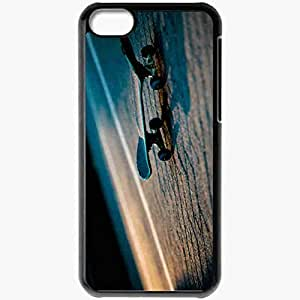 Personalized iPhone 5C Cell phone Case/Cover Skin 37625 Black