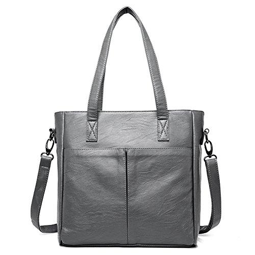 G-AVERIL - Bolso mochila para mujer Gris gris gris