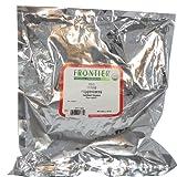 Frontier Bulk Peppercorns White, CERTIFIED ORGANIC, 1 lb. package