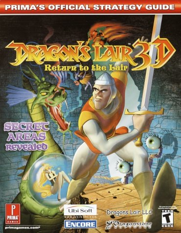 Download Dragon's Lair 3D (Prima's Official Strategy Guide) pdf