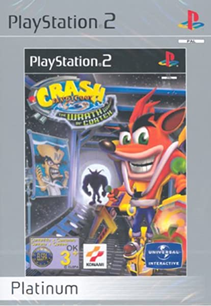 Vivendi Crash Bandicoot - Juego (PS2, PlayStation 2, Plataforma, E ...