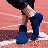Men's Performance No Show Athletic Socks Running