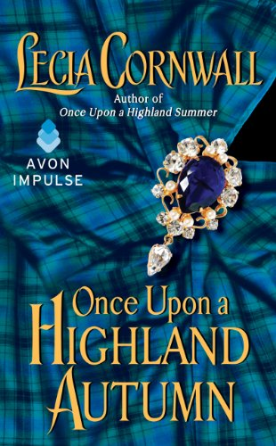 book cover of Once Upon a Highland Autumn