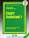 Court Assistant I, Jack Rudman, 0837309611