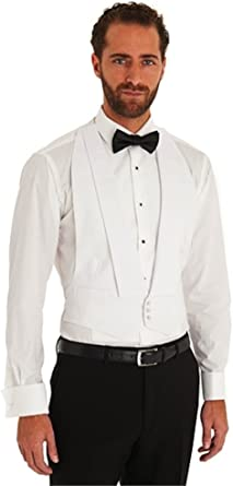 Chaleco blanco estilo Marcella, chaleco de vestir de noche/cola traje: Amazon.es: Ropa y accesorios