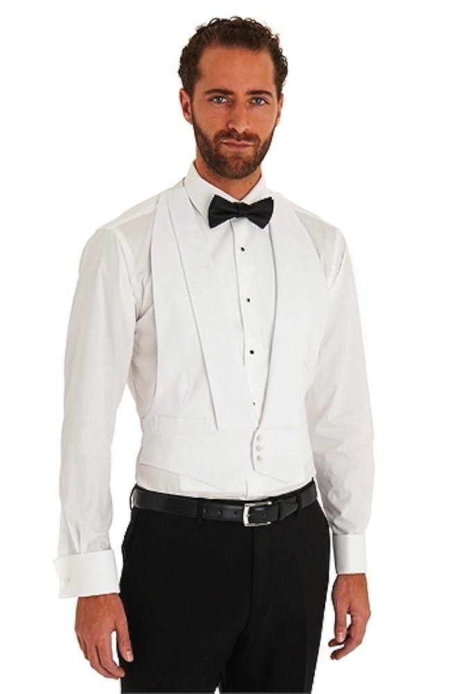 Marcella Dress, gilet per vestito da sera bianco Lloyd Attree